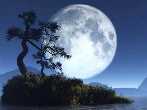 远古时期天空到底有没有月亮