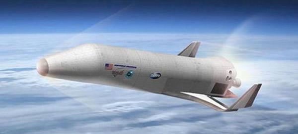 美国诺斯洛普·格罗门公司公布实验性航天