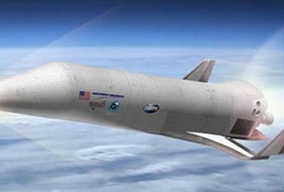 美国诺斯洛普·格罗门公司公布实验性航天飞机XS-1的概念外观图