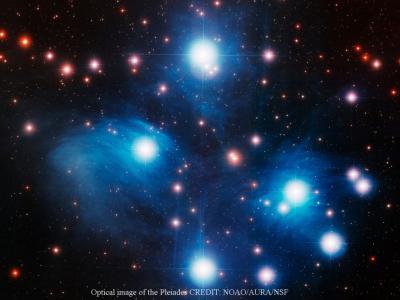 最新测量结果:昴宿星团距离我们443光年