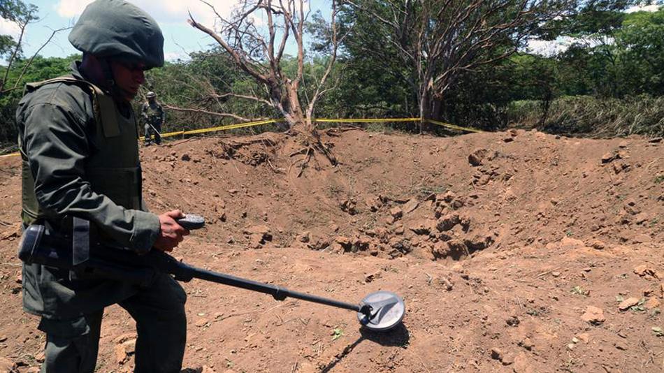 """掠过地球的2014 RC""""斗牛犬""""小行星碎片袭击尼加拉瓜"""