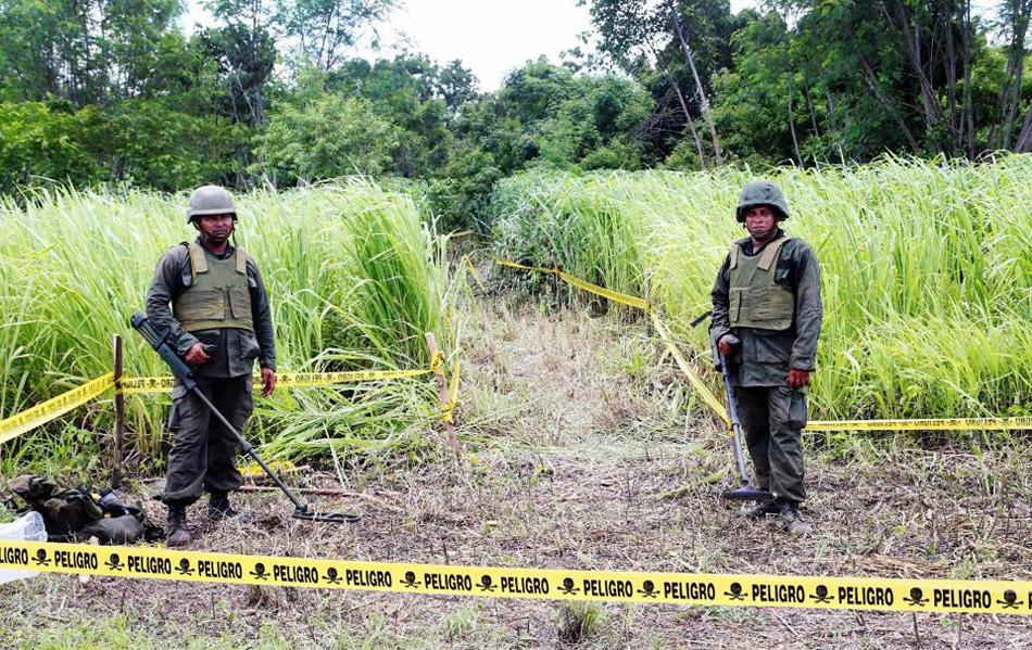 尼加拉瓜官方已经封锁事发现场