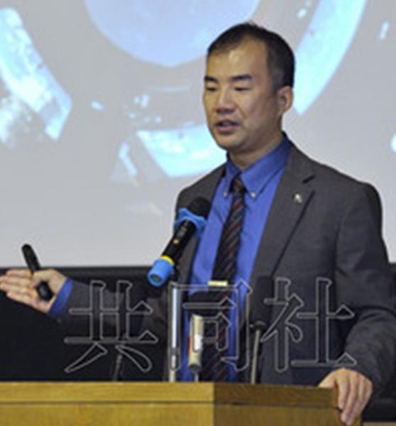 日本宇航员野口聪一