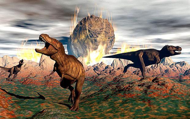 最新研究发现6500万年前小行星撞击地球的