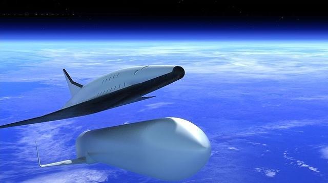 德国提出的这种概念客机,最高速度可达20马赫!并可以在普通机场着陆。