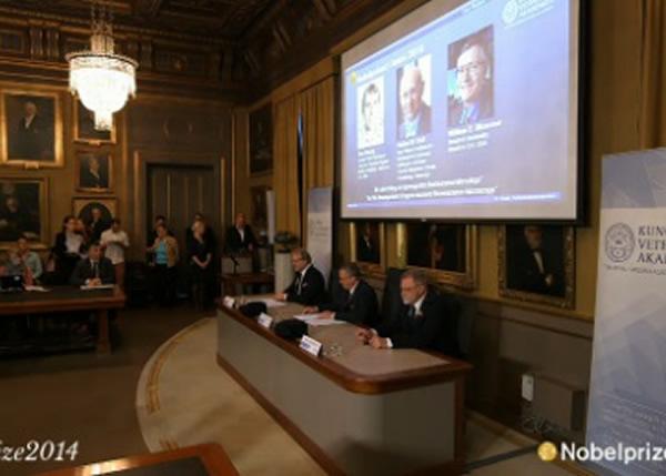 诺贝尔委员会公布今届化学奖得主名单