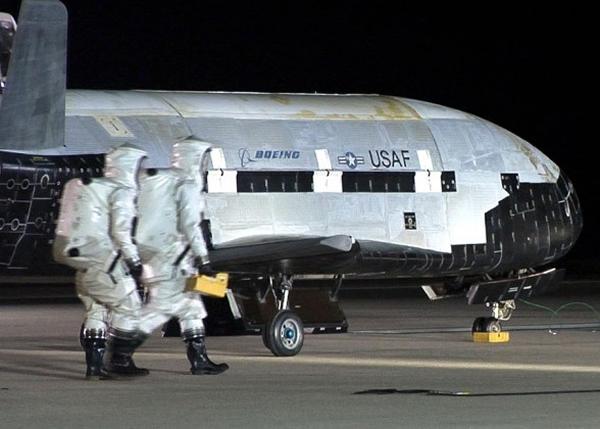 X-37B的实际用途属美军高级机密