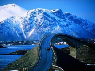世界最美、最险峻公路:挪威的大西洋海滨公路