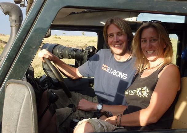 斯金纳夫妇(图)至今已走访过50多个地方。