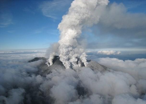 神户大学研究指出:日本将毁于火山爆发