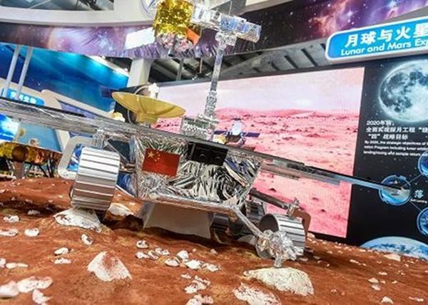 中国火星探测器预计将在2020年前后上天