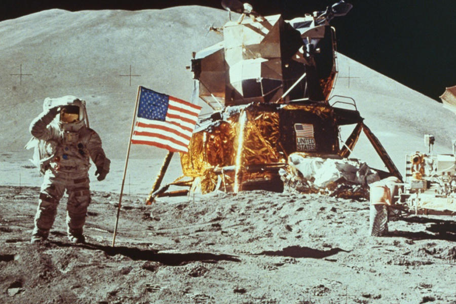 使用立体像素全局光照会使画面更加逼真,接近真实表面反射的效果,英伟达公司使用该技术对阿波罗11号登陆点周围进行了研究,因为有些阴谋论者指出巴兹·奥尔德林从登月舱