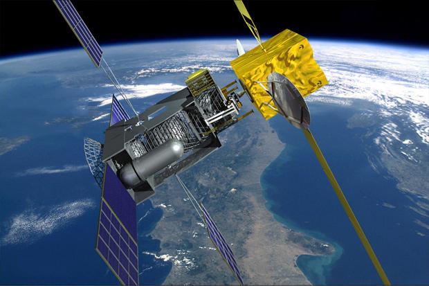 """俄罗斯卫星""""宇宙2251""""。"""