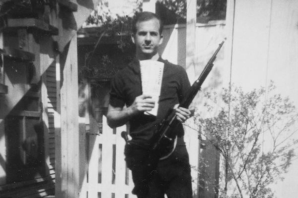 奥斯瓦尔德一直被指是暗杀事件的凶手。
