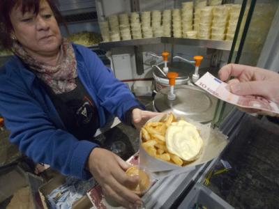 """比利时业者提出连署申请要将""""薯条""""列为联合国非物质文化遗产"""