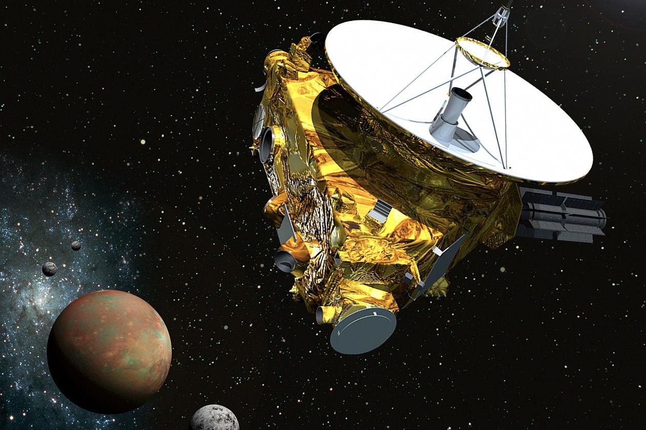 新地平线号苏醒,展开遥远的冥王星及「古柏带」探索工作