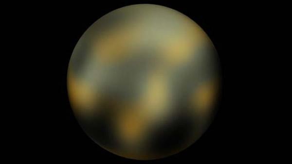 冥王星表面发现复杂有机分子的踪迹