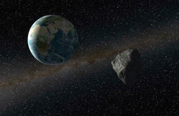 新发现的小行星2014UR116对地球无威胁