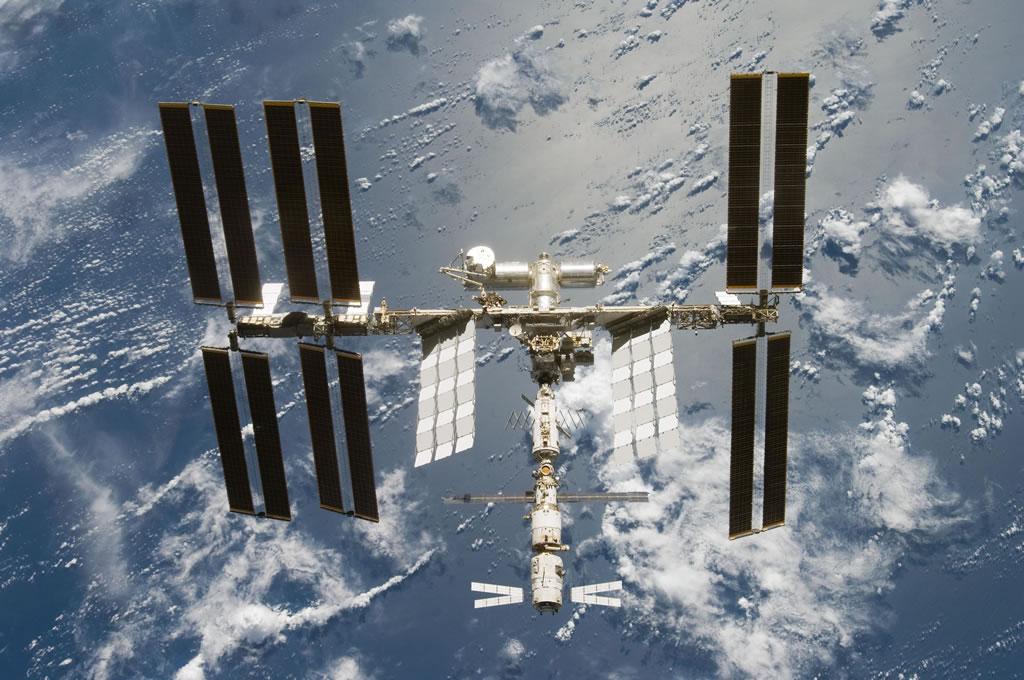资料图:国际空间站