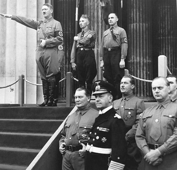 印度民间流传希特勒二战后未自尽 化名波克博士生活在当地