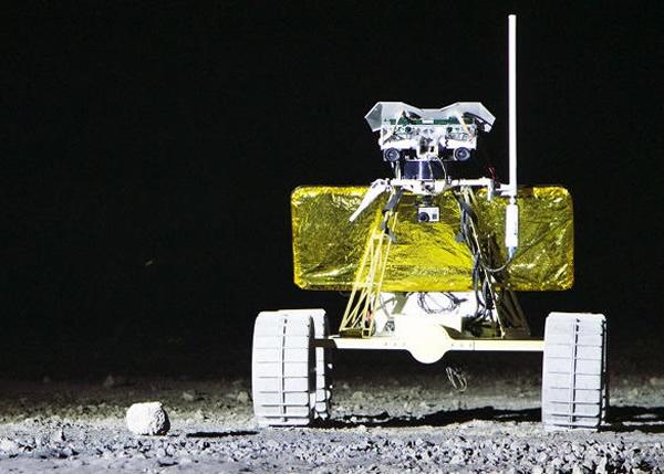 Astrobotic与卡内基梅隆大学,合作研究将一辆私人探索车(图)送上月球。