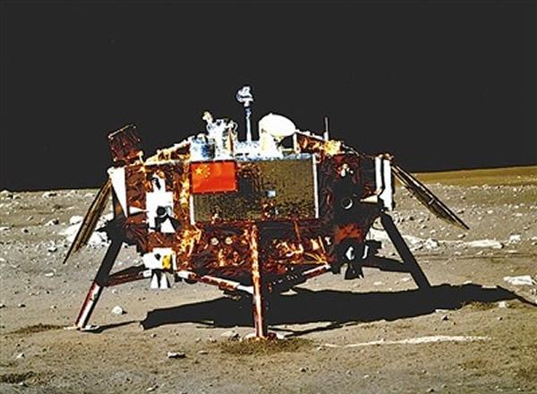 嫦娥三号着陆器圆满完成第13个月昼的全部预定工作