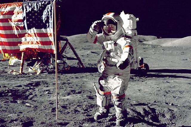 """""""阿波罗""""登月计划完成42周年:请记住阿"""