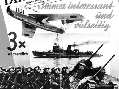 冷战年代的东德