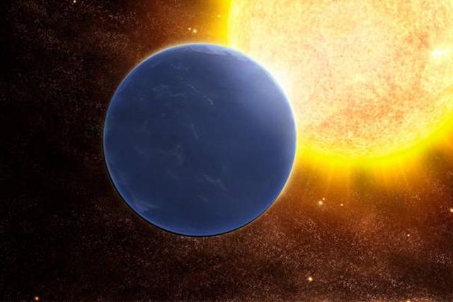 研究人员认为这样的高倾角系外行星也可能不适合居住,如果轨道半径太近,那么这样的系外行星简直就是地狱