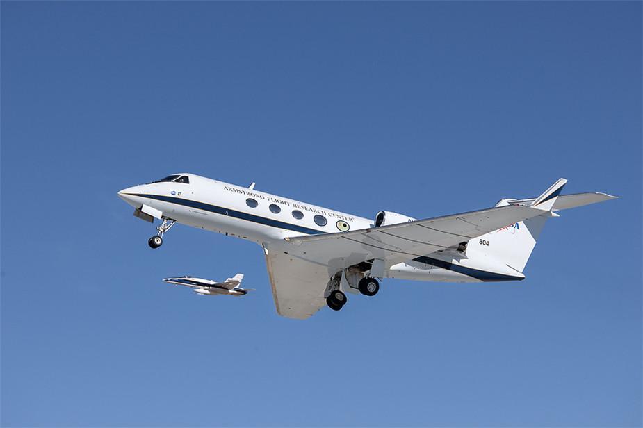 NASA的绿色航空项目。