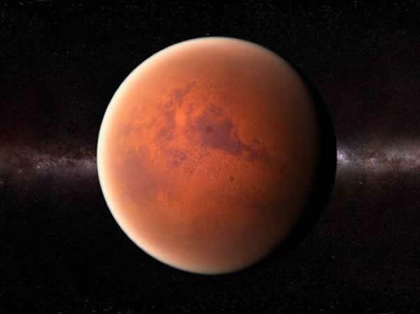 科学家通过计算发现一条前往火星的捷径
