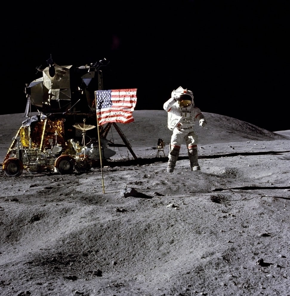 """""""阿波罗11号""""登月"""
