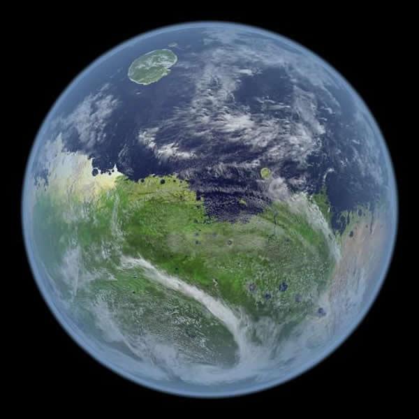 德国科学家研究如何让蓝藻改造火星大气成为第二个地球