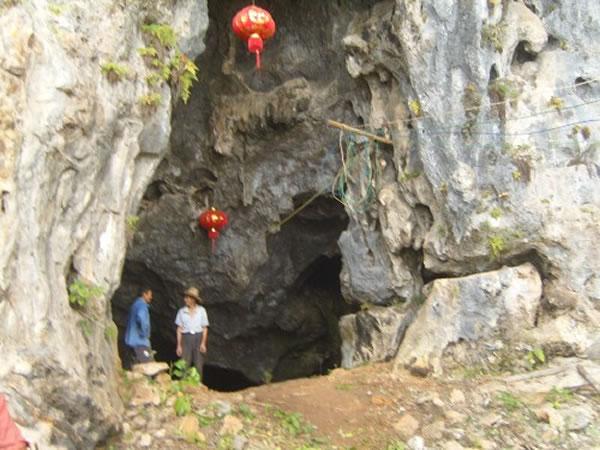 乐平涌山旧石器时代洞穴遗址有可能发现古人类化石