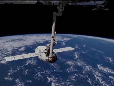 国际空间站影片展现绝美地球