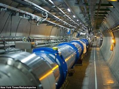 大型强子对撞机能在未来几年内带来更加伟大的发现