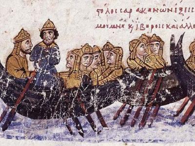 土耳其发现37具隐藏于水下的拜占庭帝国时期沉船残骸