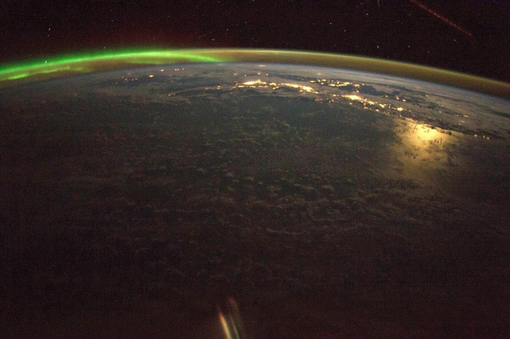 国际太空站一项实验结果显示人们可能高估宇宙辐射的剂量