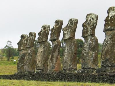 复活节岛黑曜岩人工制品分析提示史前拉帕努伊人社会可能没有在欧洲探险家到来之前崩溃