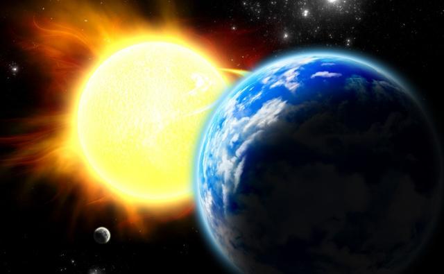地球到太阳的距离如何测量