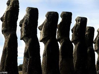 美国科学家最新研究表明复活节岛文明衰落是欧洲殖民者所致