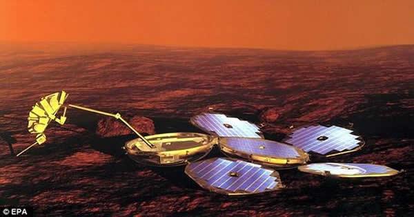 按照设计,猎兔犬-2号原计划着陆在火星的 Isidis 平原地区并搜寻这里过去或现在存在生命的线索