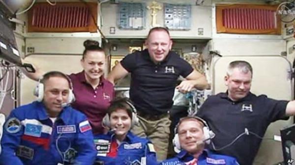 国际空间站美国舱发生氨气泄漏事故拉响警报 宇航员疏散到俄罗斯舱