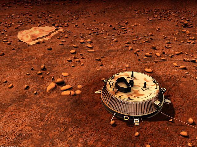 """欧空局""""惠更斯""""探测器着陆""""土卫六""""十周年"""