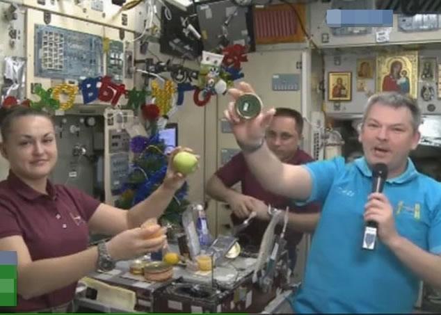 飞船即将载运物资前往ISS,为站内的太空人补给。