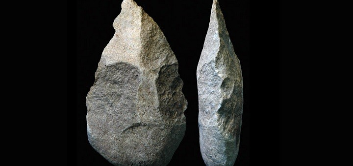 工具的发明及使用方法的学习极大促进人类祖先的沟通交流与教育