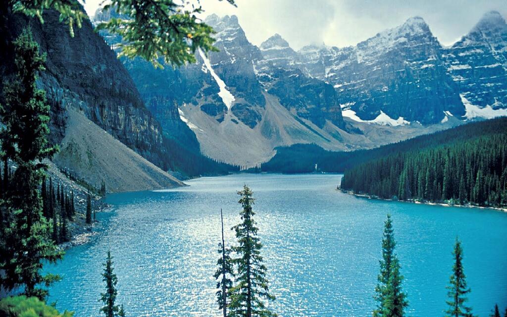 美国落基山国家公园迎来开园100周年纪念 - 神