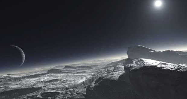 """美国NASA""""新视野""""号(New Horizons)探测器将拍摄冥王星:画质超哈勃望远镜"""