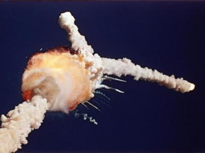 """1月28日是美国宇航局""""挑战者""""号航天飞机爆炸事故发生29周年纪念日"""