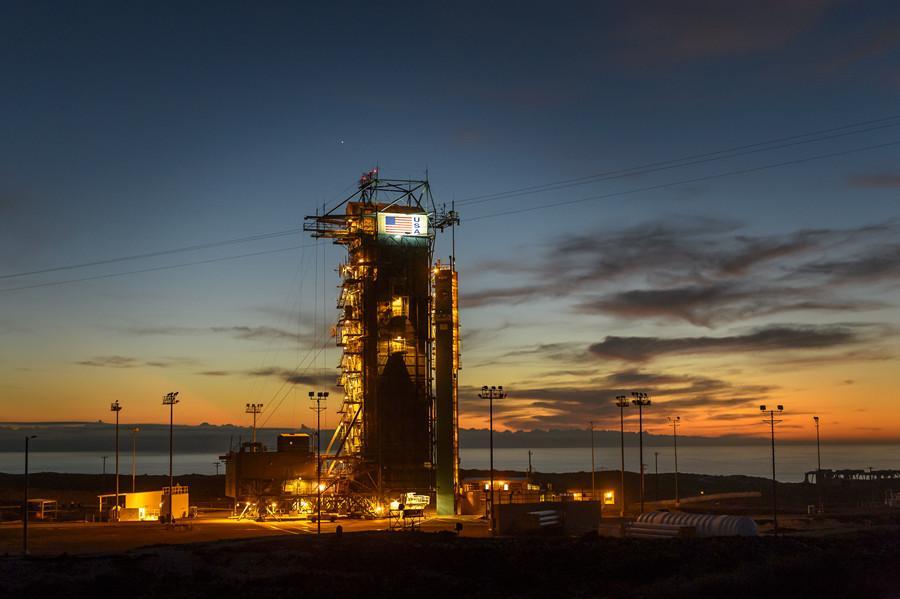 美国将于当地时间29日发射一颗土壤湿度主被动探测卫星(SMAP)